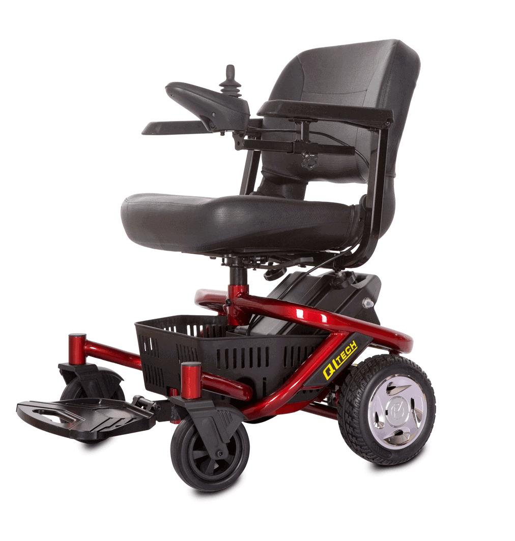 מדהים כסא גלגלים ממונע 0942 - חגי אורטופדיה בריאות וספורט MH-96