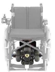 מנוע עזר לכסא גלגלים ידני U-DRIVE