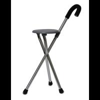 מקל כיסא מתקפל 3 רגליים