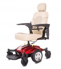 כסא גלגלים ממונע עם גב הטיה QR1063