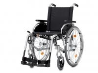 """כסא גלגלים קל משקל עד 125 ק""""ג Pyro Start Plus"""