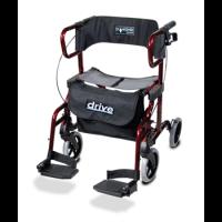 רולטור מתקפל 4 גלגלים וכסא העברה יהלום 745SI
