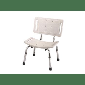 כסא טלסקופי לאמבט