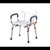 כסא טלסקופי עם ידיות