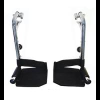 זוג רגליות מתרוממות לכ/ר ושירותים נירוסטה