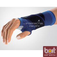 חבק שורש כף יד ללא סד – Wrist Support with Thumb Opening
