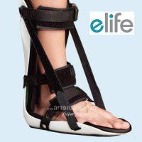 סד לילה ליישור כף רגל פצאיטיס – Plantar Fasciitis Stretch Splint
